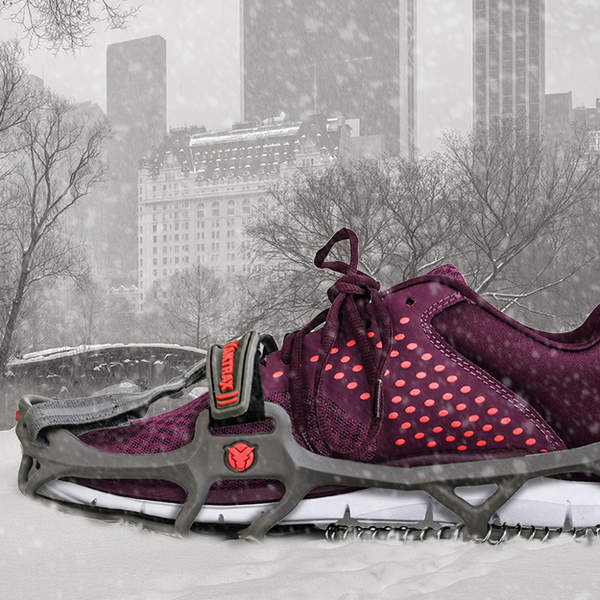 YakTrax: Stand Up to Winter